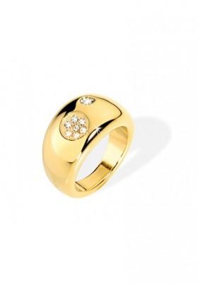 Ring MORELLATO LUNA ORO CON SWAROVSKI SO511