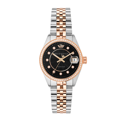 OROLOGIO Donna TEMPO E DATA CARIBE PHILIP WATCH R8253597527