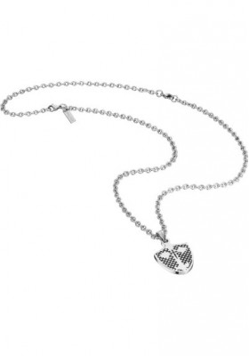 COLLANA Unisex SCUTCHEON POLICE S14ALJ01P
