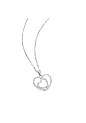 COLLANA Donna LOVE AND LOVE SECTOR GIOIELLI SADO42