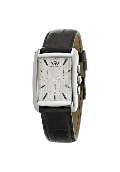Orologio Cronografo Uomo Philip Watch Trafalgar R8271674002