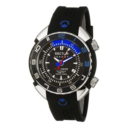 Orologio Tempo e Data Uomo Sector Shark Master R3251178025
