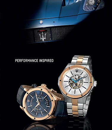 Maserati Time on EldoradOJewels.com