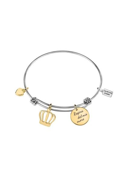 Bracelet Woman LA PETITE STORY LOVE LPS05AQJ04