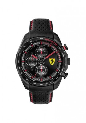 Watch Chronograph Man Scuderia Ferrari Speedracer FER0830647
