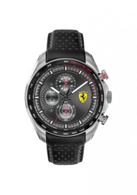 Watch Chronograph Man Scuderia Ferrari Speedracer FER0830648