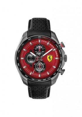 Watch Chronograph Man Scuderia Ferrari Speedracer FER0830650