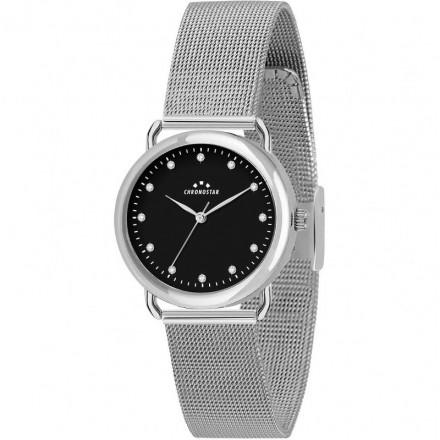 Watch Only Time Woman Chronostar Sky R3753274504
