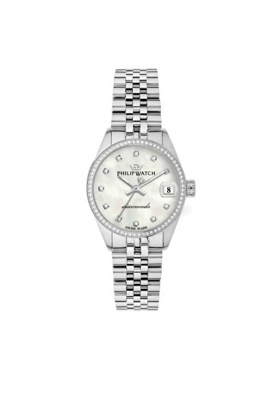 Watch Only Time Woman Philip Watch Caribe Diamond R8253597545