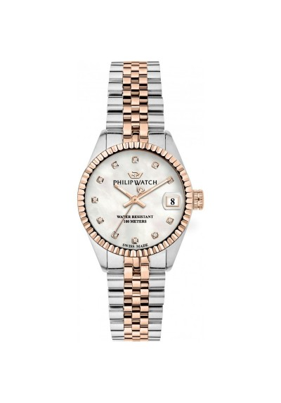 Watch Only Time Woman Philip Watch Caribe Diamond R8253597546