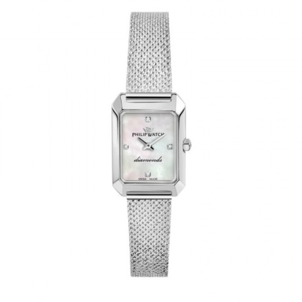 Watch Only Time Woman Philip Watch Newport R8253213501