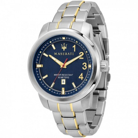 Watch Only Time Man Maserati Royale R8853137001