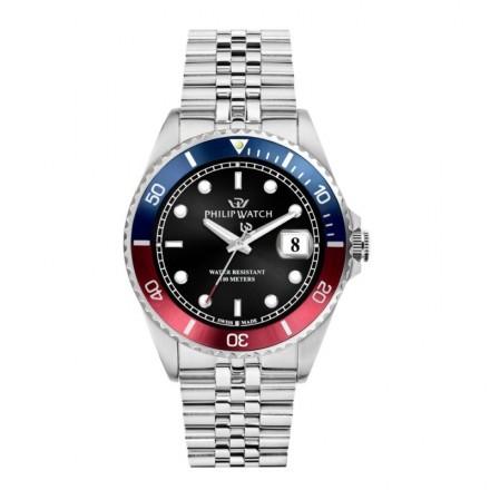 Orologio Solo Tempo Uomo Philip Watch Caribe R8253597049