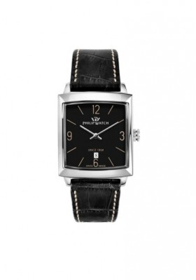 Watch Only Time Man Philip Watch Newport R8251213002