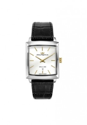 Watch Only Time Man Philip Watch Newport R8251213003