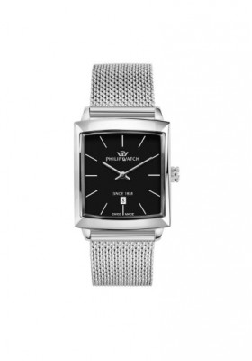 Watch Only Time Man Philip Watch Newport R8253213001