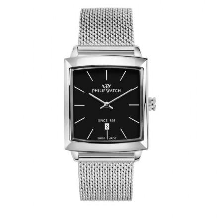 Orologio Solo Tempo Uomo Philip Watch Newport R8253213001