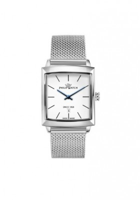 Watch Only Time Man Philip Watch Newport R8253213003