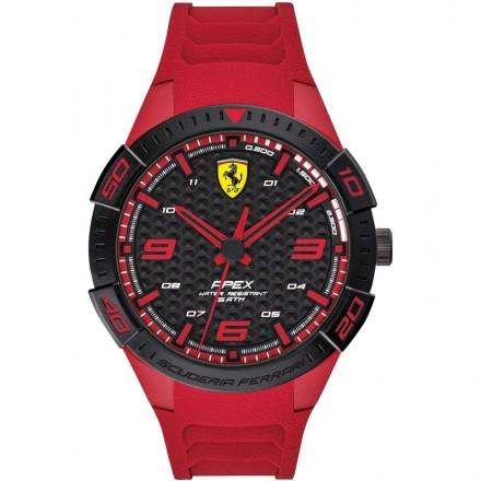 Orologio Solo Tempo Uomo Scuderia Ferrari Apex FER0830664