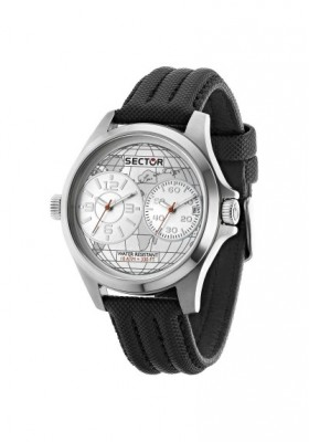 Orologio dual time Uomo Sector ACE R3251290004