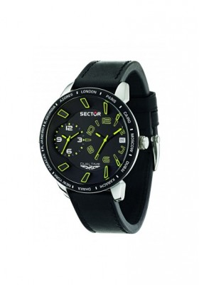 Orologio Dual Time Unisex Sector Marine 400 R3251119007