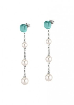 Earrings MORELLATO Woman GEMMA PERLA SATC05