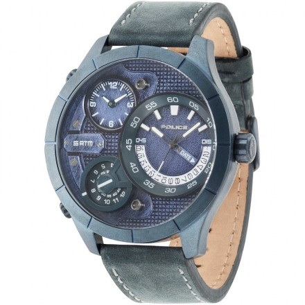 Watch Man POLICE Only time BUSHMASTER