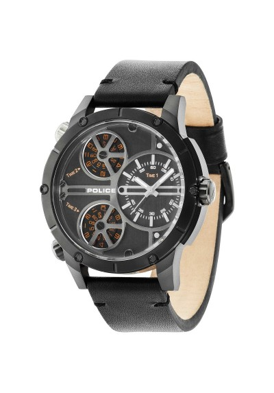 Watch Man POLICE Chronograph RATTLESNAKE