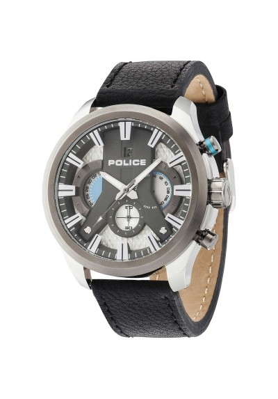 Watch Man POLICE Chronograph CYCLONE