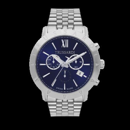 Orologio Sport Uomo TRUSSARDI Cronografo NESTOR