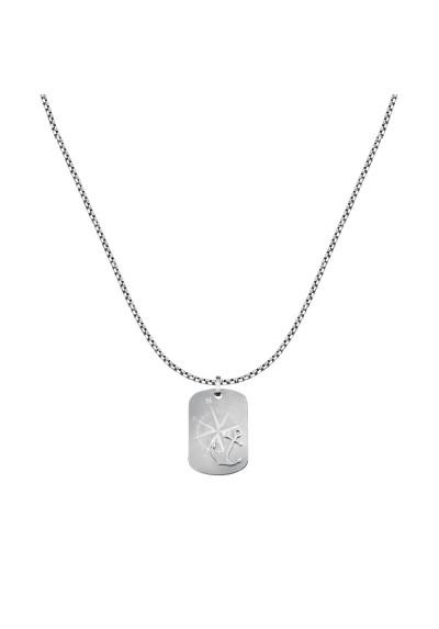 Necklace Man SECTOR MARINE SAGJ12