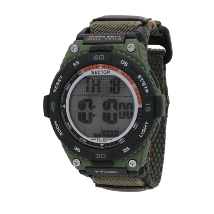 Watch Sport Man SECTOR Digital EX 02