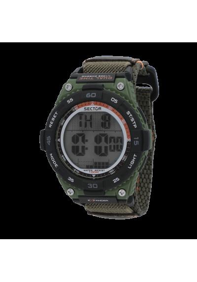 Orologio Sport Uomo SECTOR Digitale EX 02