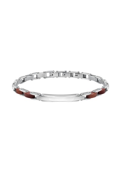 Bracelet Man SECTOR WOOD SATL04