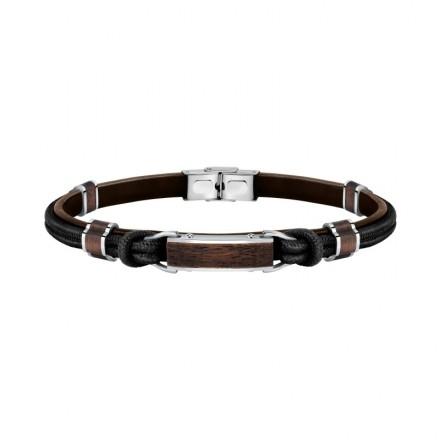 Bracelet Man SECTOR WOOD SATL12