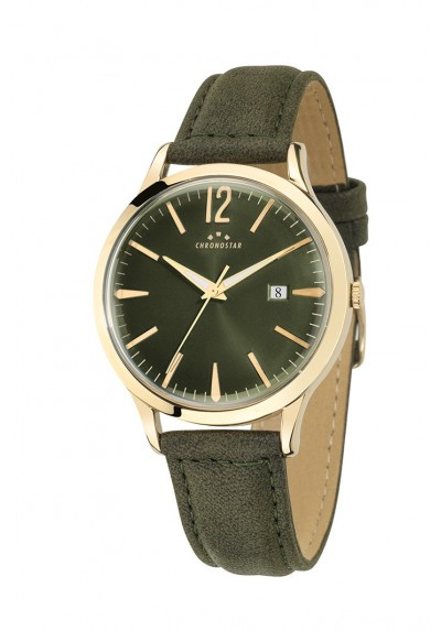 Watch Man CHRONOSTAR Only Time CHARLES