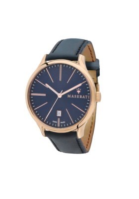 Watch Man MASERATI Only Time ATTRAZIONE