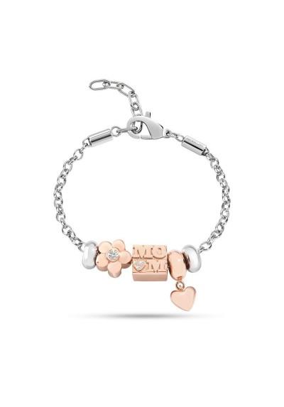 Bracelet MORELLATO CHARMS ROSA DROPS SCZ504