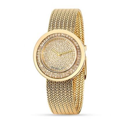 Orologio MORELLATO LUNA DIAMANTI ORO R0153112501