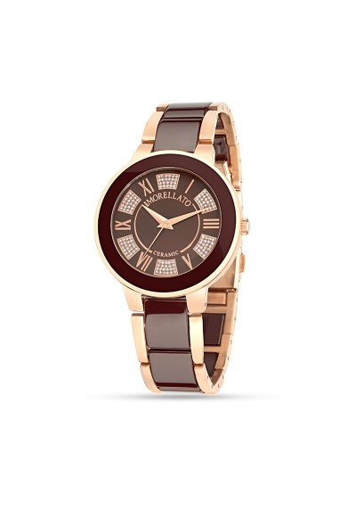 Watch MORELLATO ROMA ORO ROSA MARRONE R0153118504