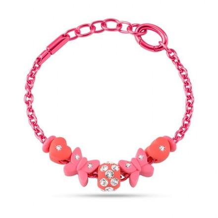Bracelet MORELLATO CHARMS ROSA COLOURS SABZ208