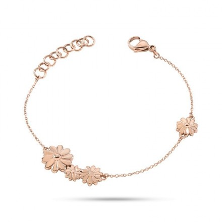 Bracelet MORELLATO ICONE MORE ORO ROSA SABS04