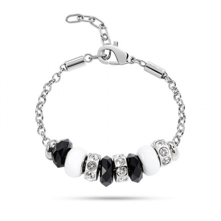 Bracelet MORELLATO DROPS BIANCO & NERO SCZ361