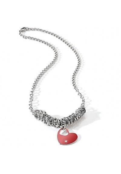 Necklace MORELLATO FOREVER CUORE SGG01