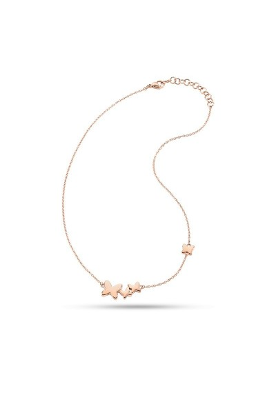 Necklace MORELLATO ICONE MORE ORO ROSA SABS02