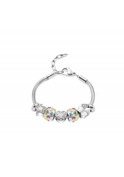 Bracelet MORELLATO CHARMS ARGENTO DROPS SCZ538