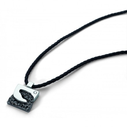 Necklace MORELLATO SHADE PENDENTE QUADRO SI202