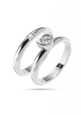 Ring MORELLATO LOVE RINGS ARGENTO SNA35