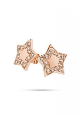Earrings MORELLATO ABBRACCIO ORO ROSA SABG06