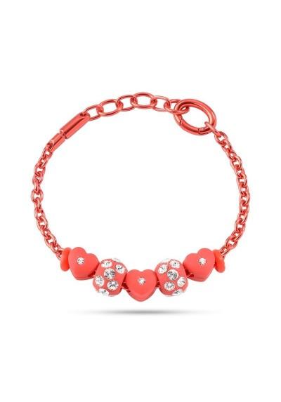 Bracelet MORELLATO CHARMS ROSSO COLOURS SABZ209